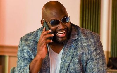 Barber Love's Chair: Mo Vaughn