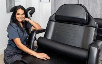 Barber Love's Chair: Jasmyne Cintrón