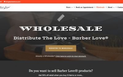 Press Release: Barber Love Expands Wholesale Opportunities Allowing Other Retailers to Sell Barber Love Products
